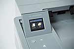 HL-L6300DW mit Touchscreen-Farbdisplay