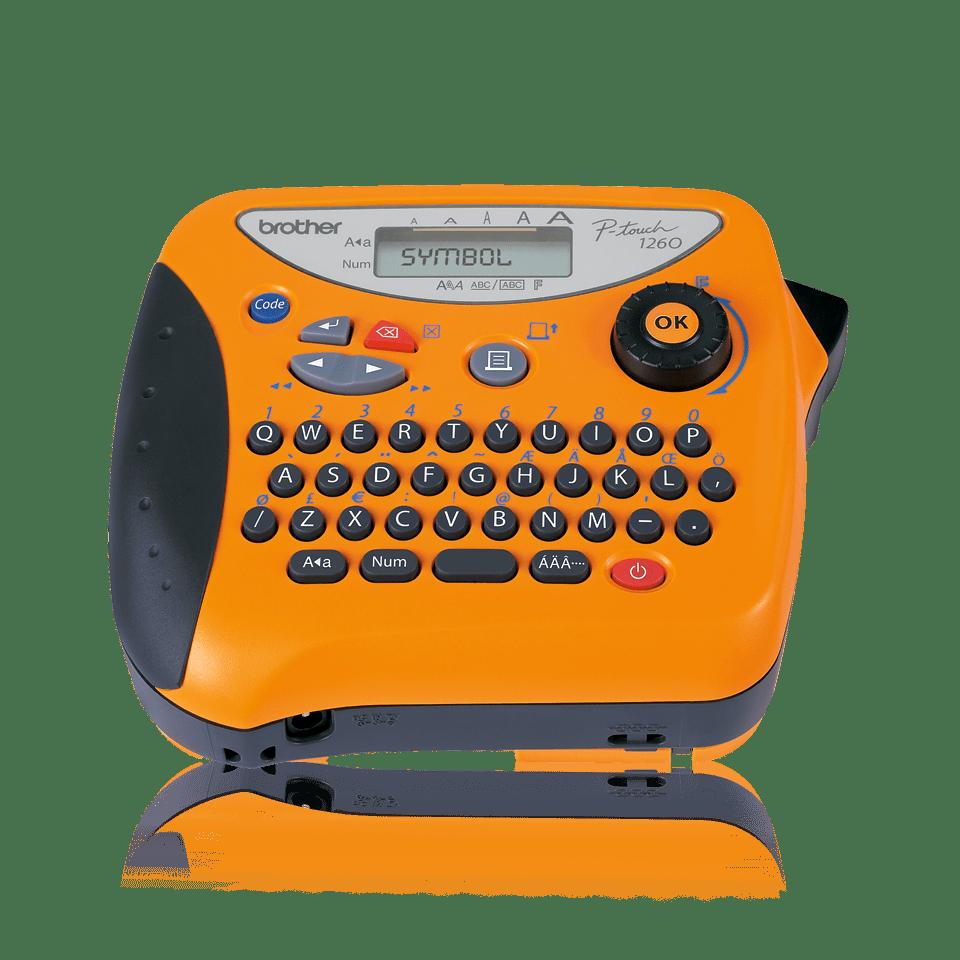 P-touch 1260VP für den Bereich Elektro & Handwerk | Brother