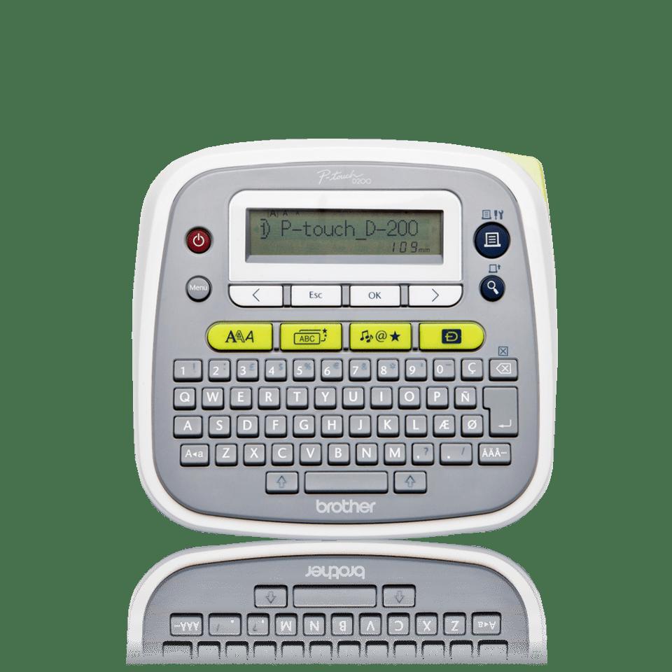 PT-D200 Beschriftungsgerät Online Kaufen