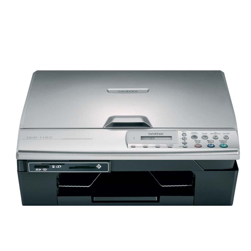 brother dcp l2540dw software download
