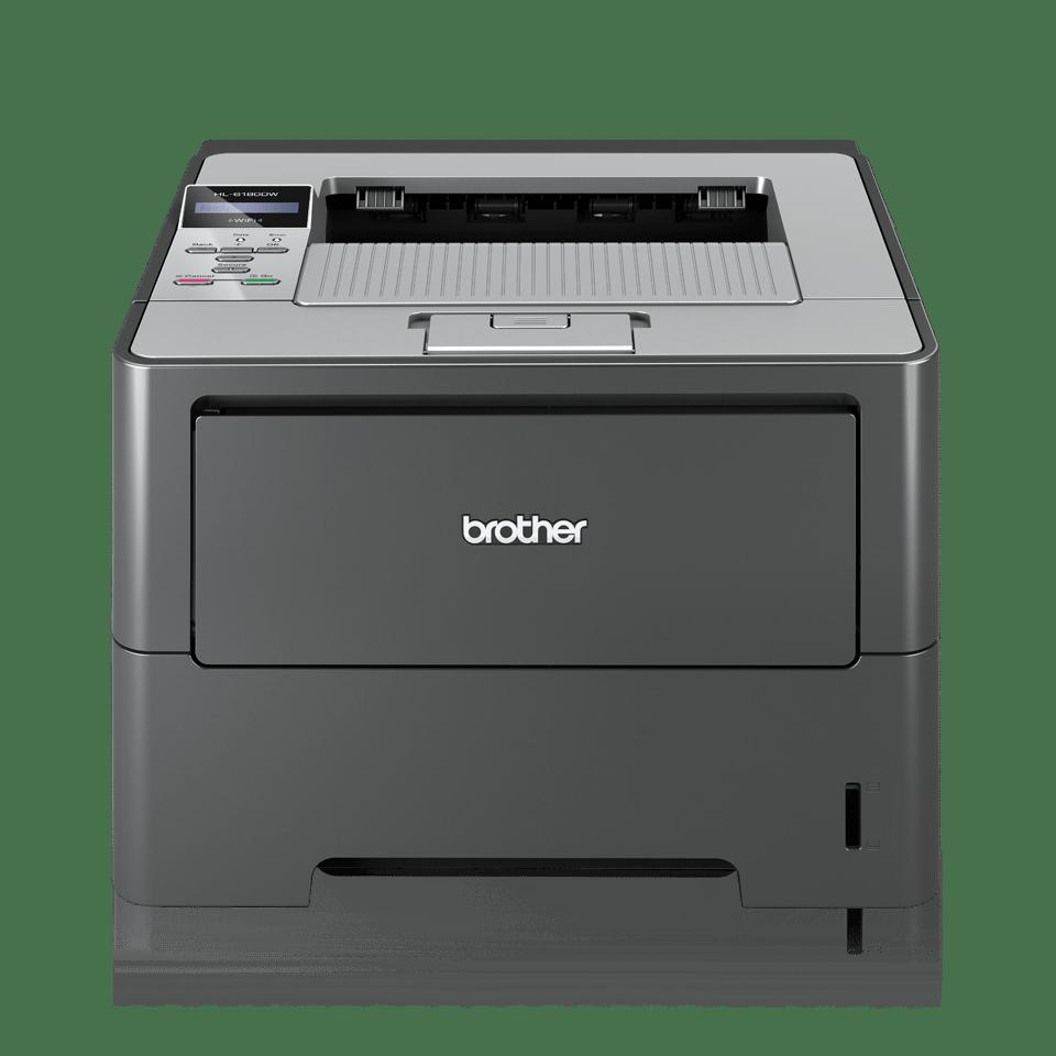 Brother HL-6180DW Laserdrucker unter 20.000 Seiten mit Toner und Bildtrommel