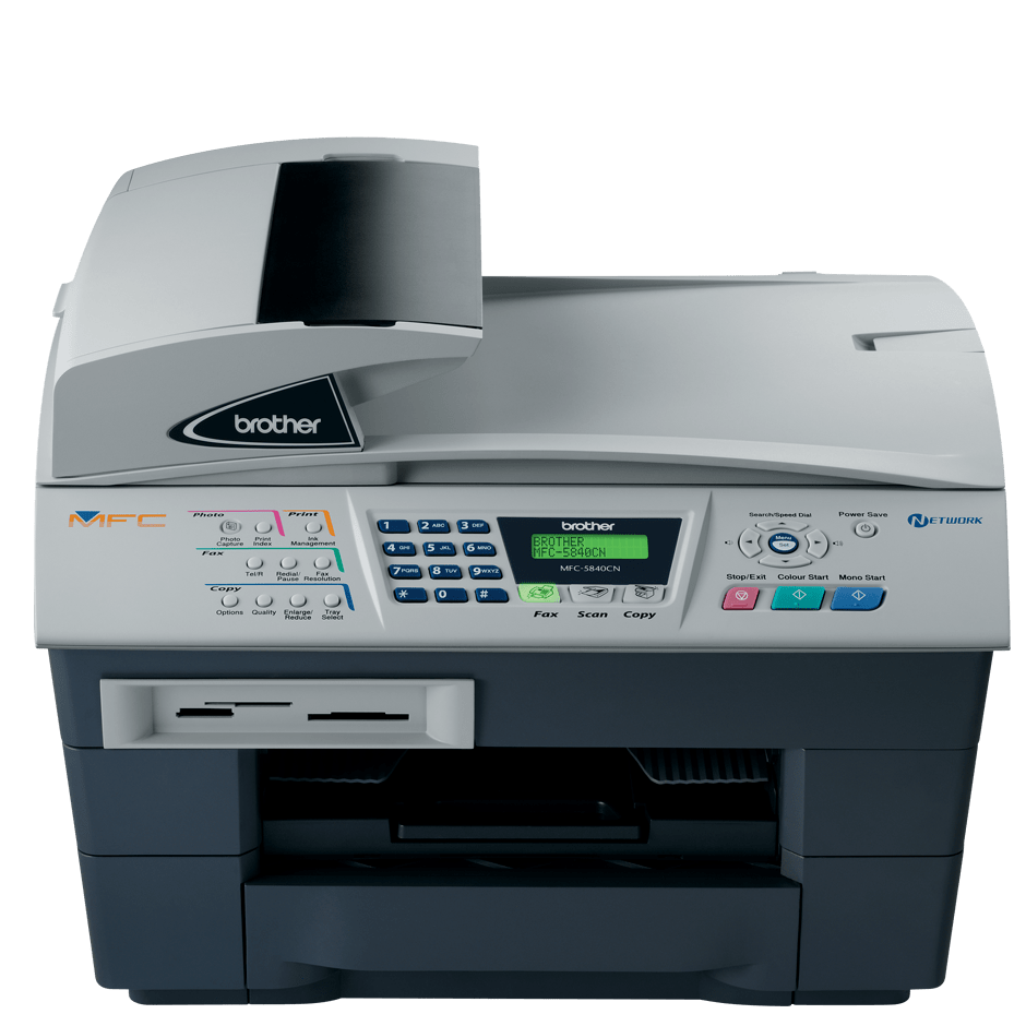BROTHER MFC5840CN PRINTER WINDOWS XP DRIVER DOWNLOAD