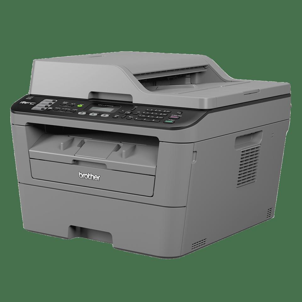 Mfc L2700dw Schwarz Weiss Multifunktionsdrucker Brother