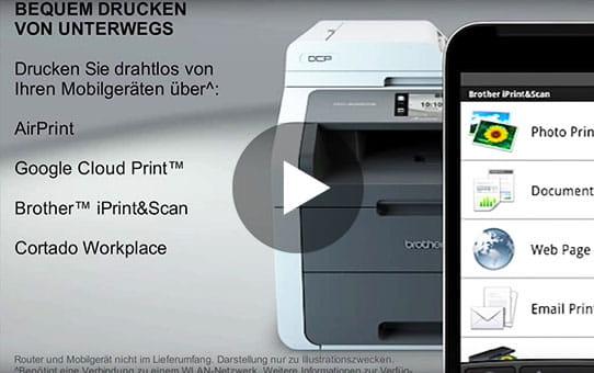 Brother DCP-9022CDW Printer Driver Windows