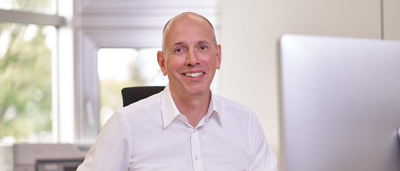 Matthias Kohlstrung - Geschäftsführer von Brother