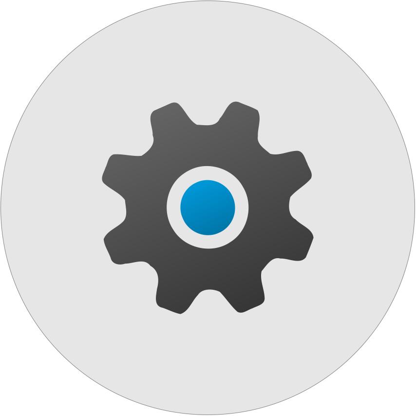Custom-UI Zahnrad