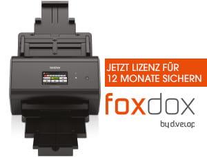 foxdox ADS-2800W