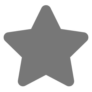 Eco Flat Icon Star