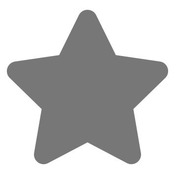 Eco Flat Icon Star