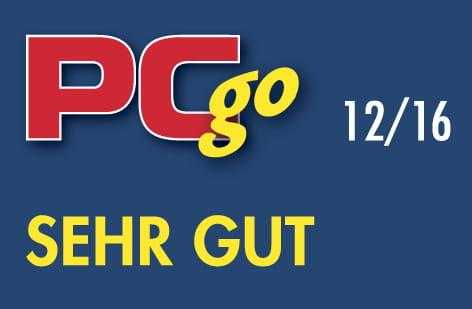 PCgo 12/16 SEHR GUT
