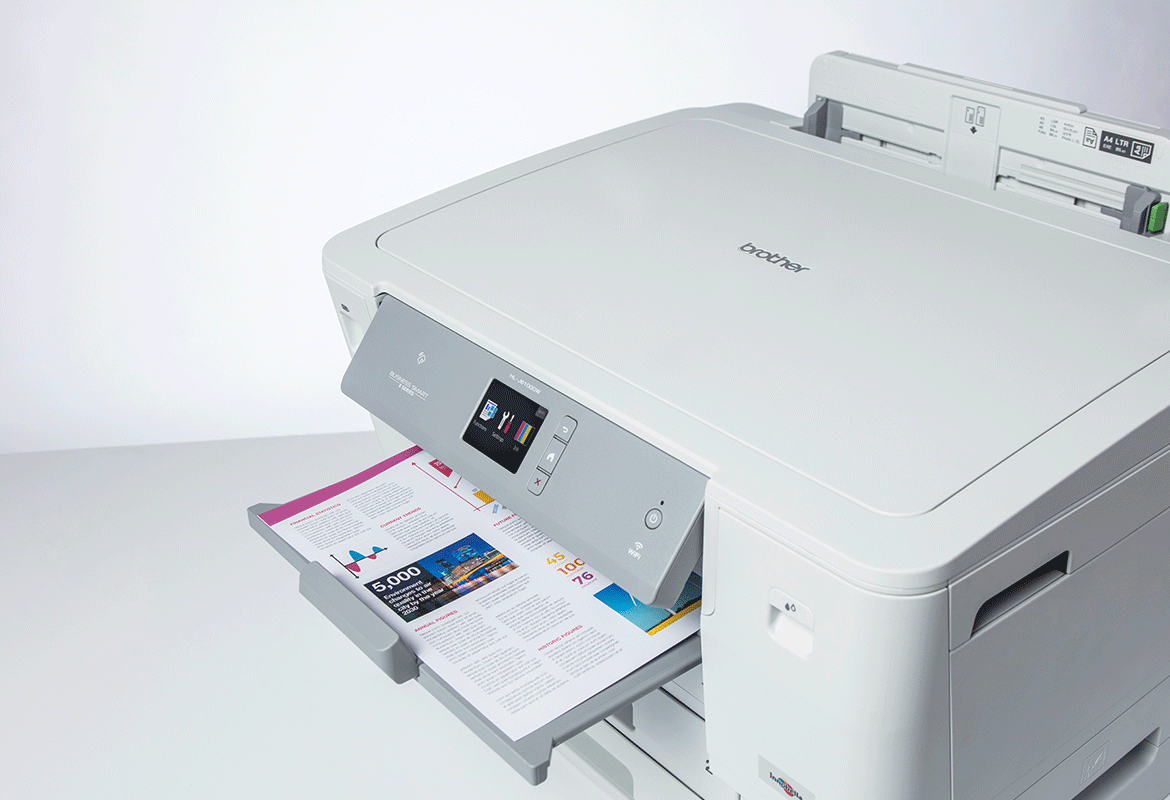 Brother HL-J6000DW single function inkjet printer