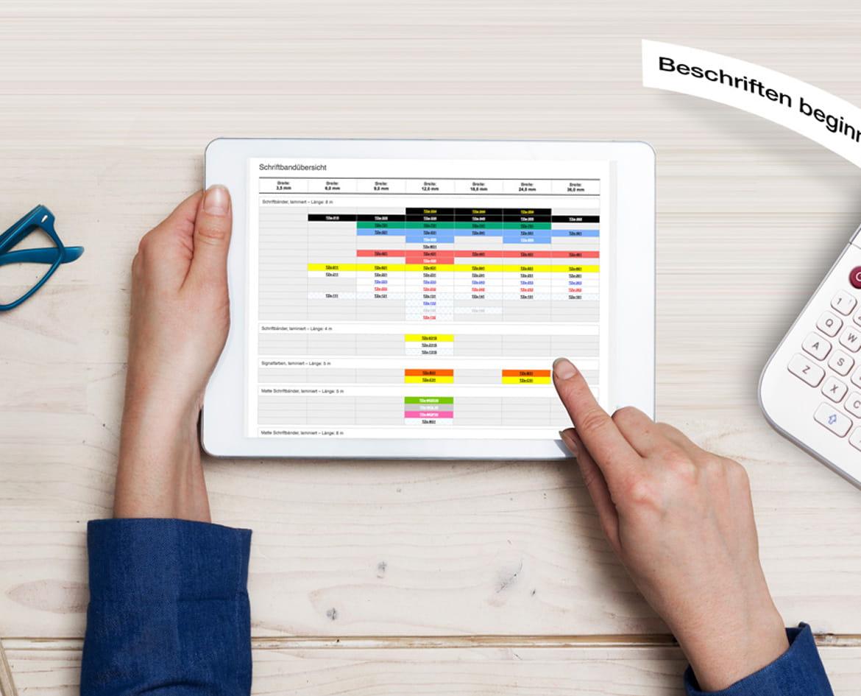 feature-module-ptouch-campaign-2019-schriftbanduebersicht