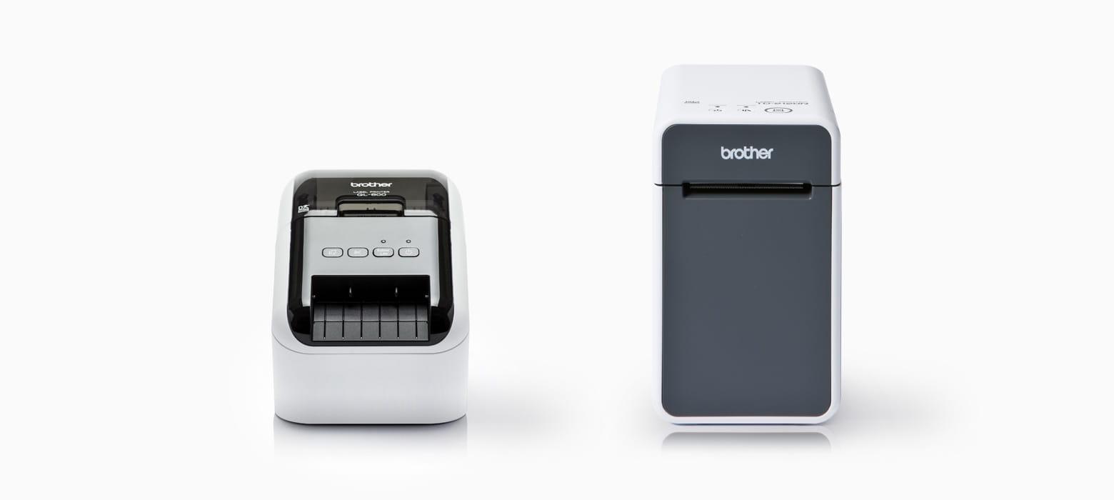 Etikettendrucker QL-800 und TD-2120