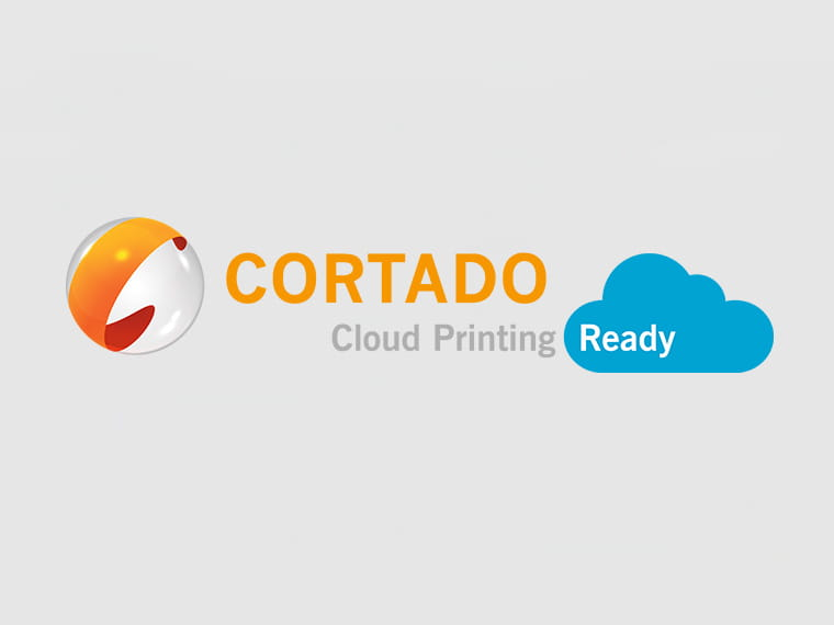 Cortado Cloud Printing Ready Logo