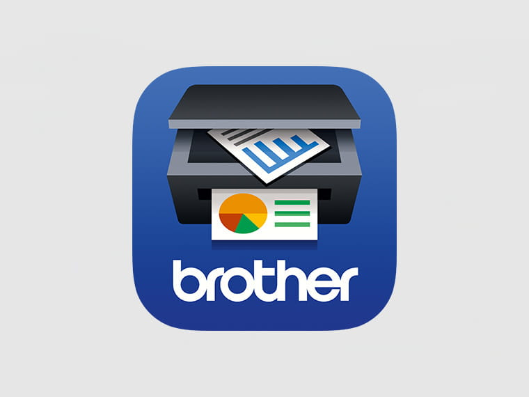 Brother iPrint&Scan App Logo