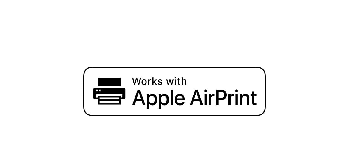 Apple AirPrint Logo