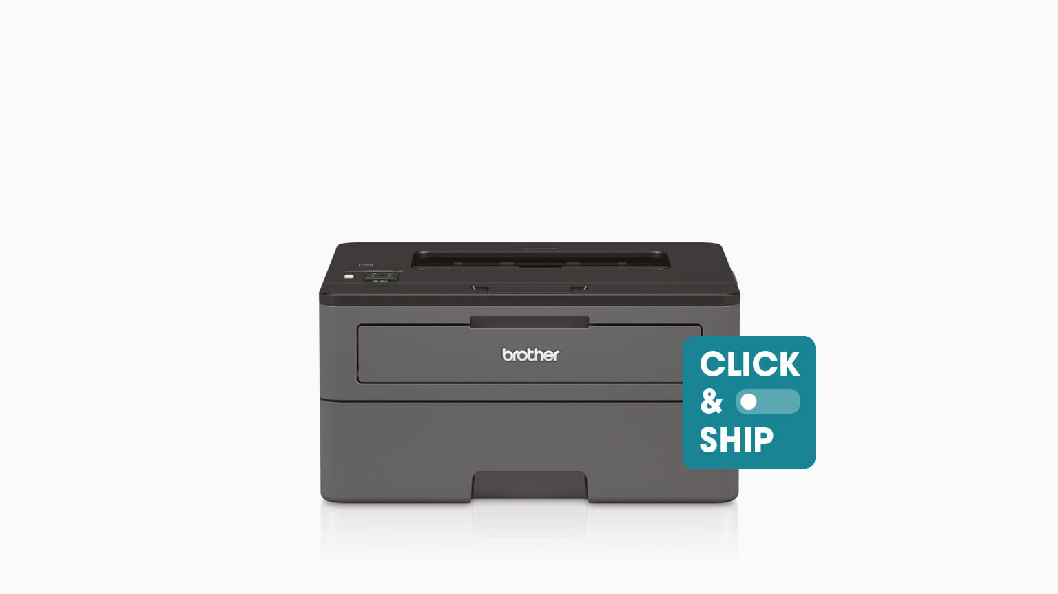 Brother HL-L2375DW Click and Ship Modell