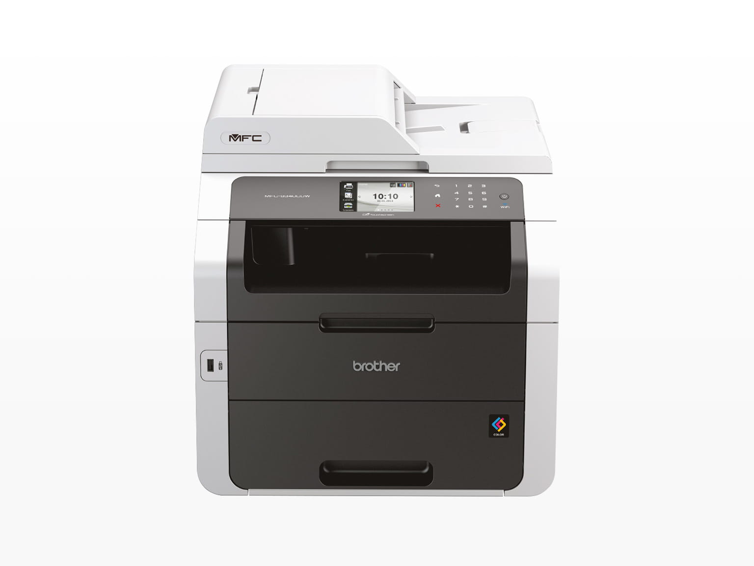 Brother Farblaserdrucker MFC-9332CDW