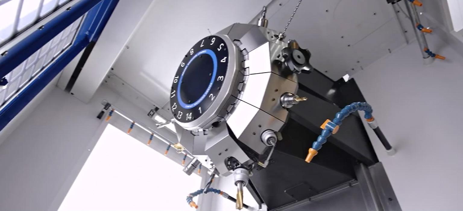 SPEEDIO Werkzeugmaschine