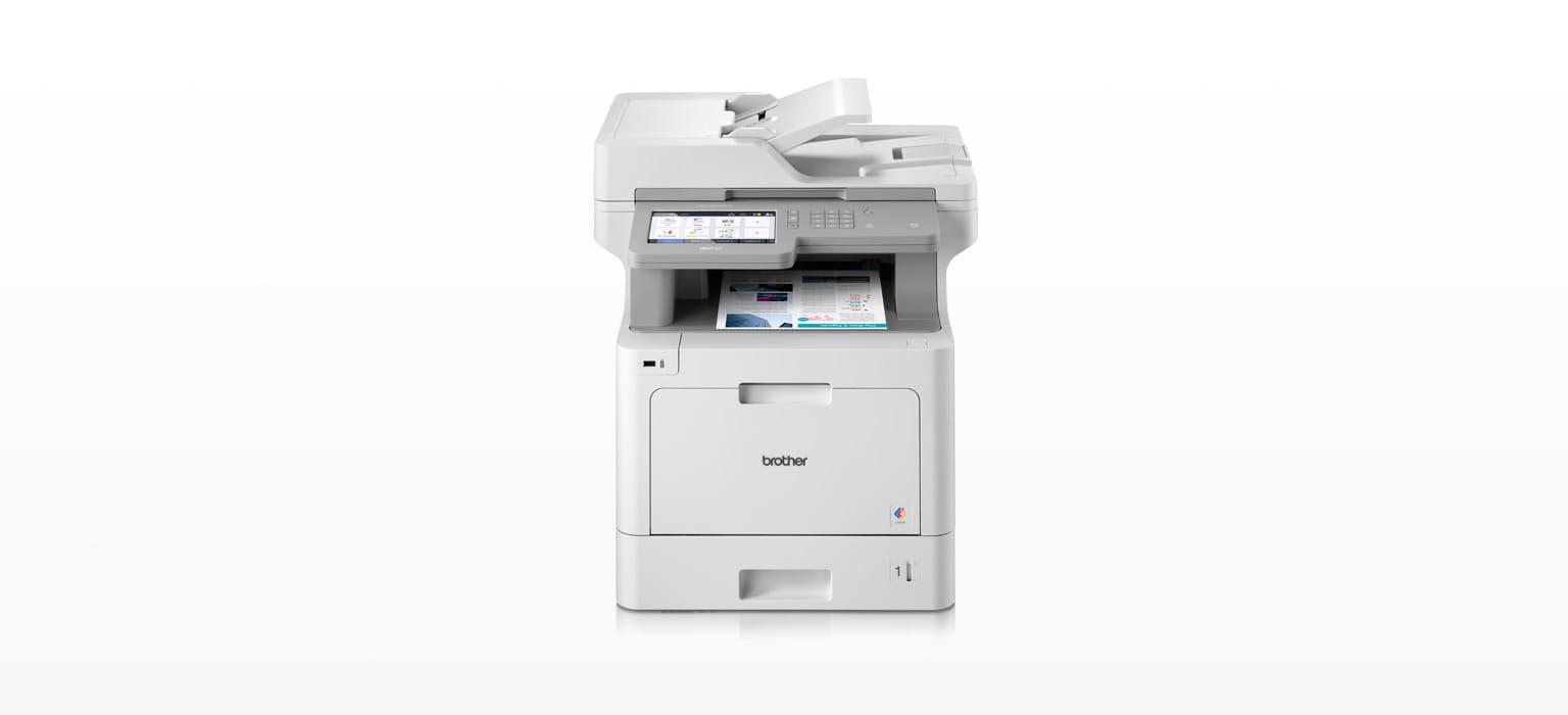 Farblaserdrucker mit Leisemodus