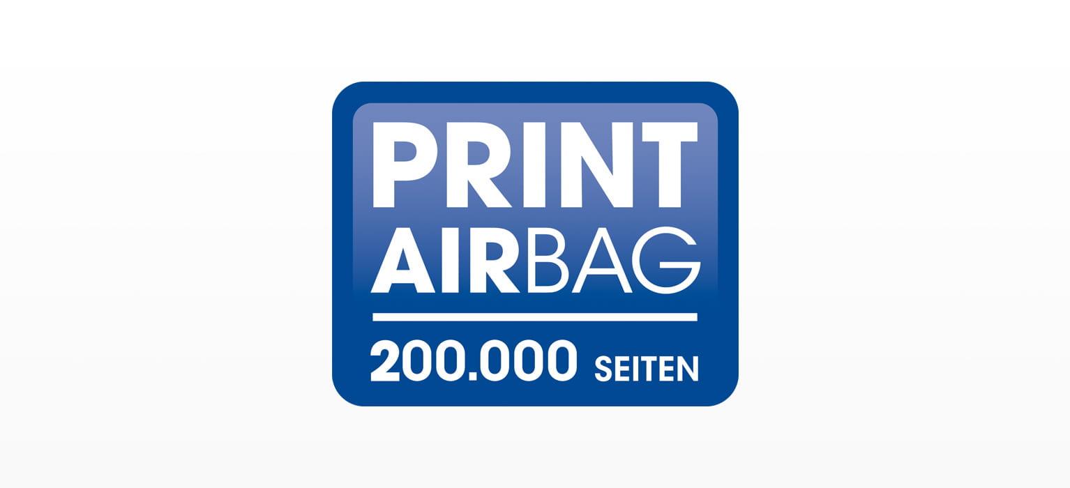 PRINT AirBag 200.000 Seiten
