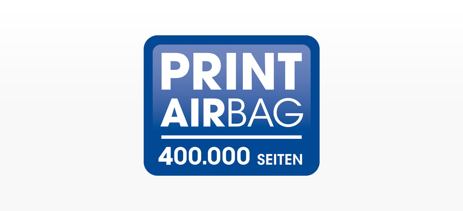 PRINT AirBag 400.000 Seiten