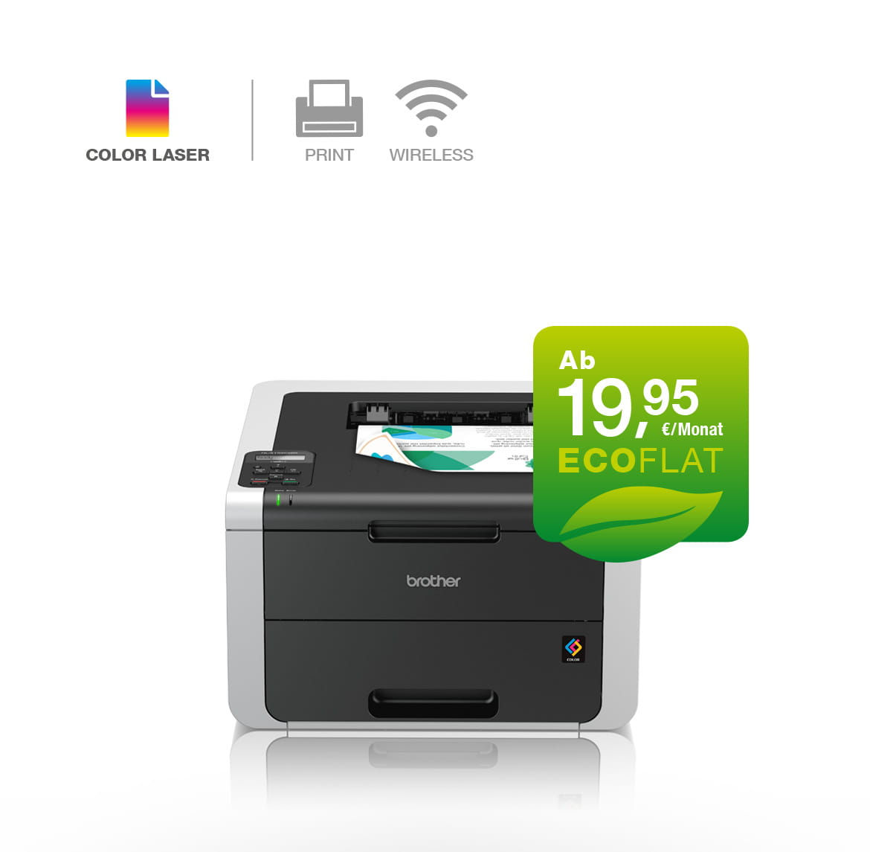Brother Farblaserdrucker HL-3152CDW