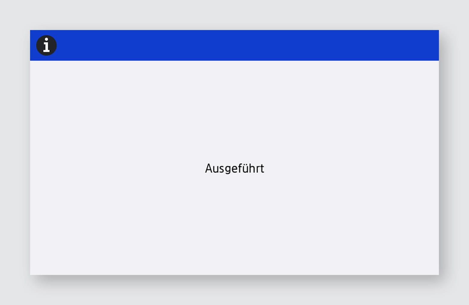 Upgrades - Screenshot - Ausgeführt