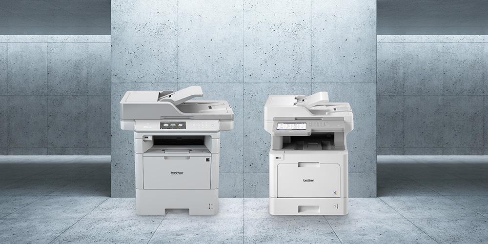 Kompatible Brother Drucker und Multifunktionsdrucker
