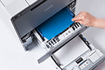 HL-L9300CDWTT mit hoher Papierkapazität