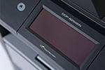 DCP-8250DN mit 12,6 cm Toucscreen Display