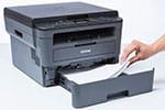 DCP-L2510D-papierkassette