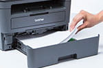 DCP-L2530DW-papierkassette
