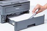 HL-L2375DW-papierkassette