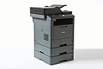 MFC-L5700DN bietet professionelles Papiermanagement