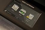 MFC-L5750DW mit Touchscreen-Farbdisplay
