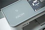 DCP-L6600DW mit NFC-Kartenleser