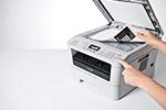 MFC-7360Ne ermöglicht direktes Scannen auf Tastendruck