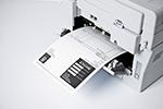 MFC-7360Ne ermöglicht flexible Bedienung dank Einzelblatteinzug