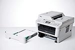 MFC-7360Ne mit 250 Blatt Papierkassette