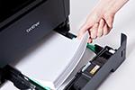 MFC-8520DN ermöglicht professionelles Papiermanagement