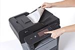 MFC-8950DW ermöglicht beidseitiges Drucken, Kopieren, Scannen und Faxen