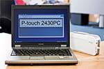 PT-2430PC mit Editor-Software-Paket