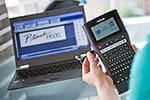 PT-H500 ermöglicht PC-Druck