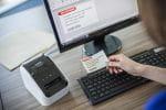 QL-720NW mit Editor Lite LAN