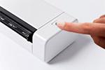 DS-720D mit definierbarer Scan-Taste
