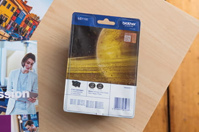 Verpackung LC-1100 Twin Pack