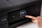 MFC-J880DW mit Touchscreen-Farbdisplay