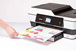 MFC-J6520DW ermöglicht flexibles Papiermanagement
