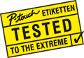 Promotion P-touch Tested to the Extreme